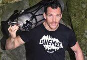 Steve Martin Side Mount Scuba Diving Bigblue dive lights review