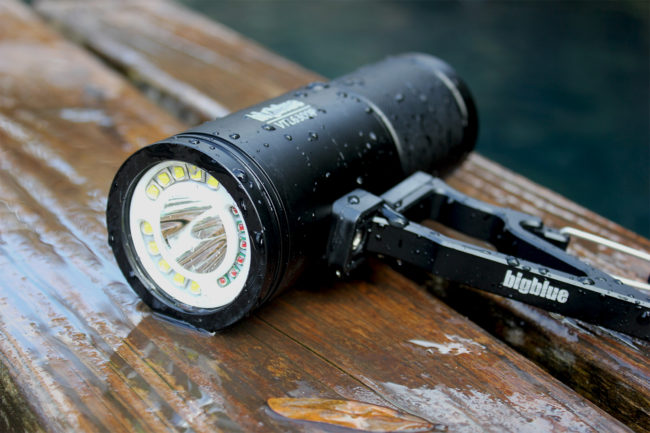 Bigblue dive lights VTL6300P