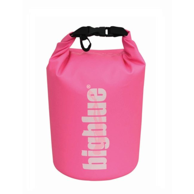 3L outdoor dry bag in pink color