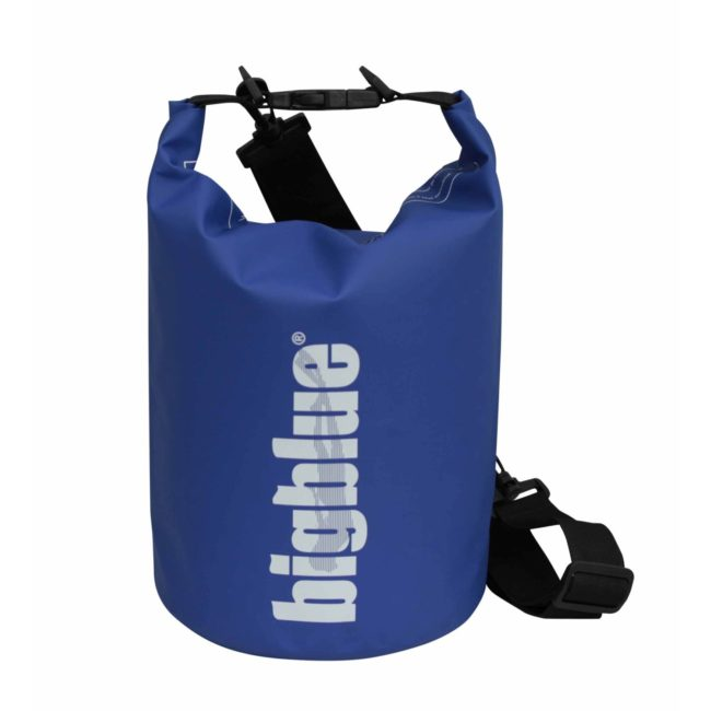 5L outdoor dry bag in blue color
