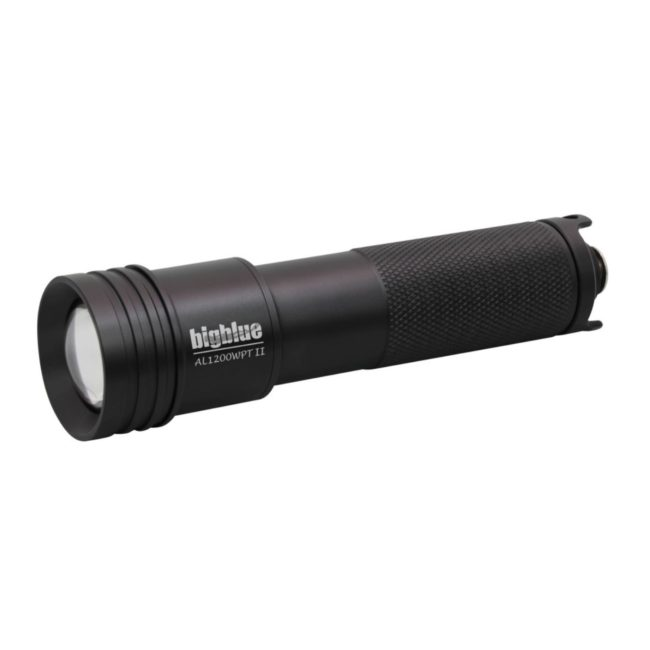 1200-Lumen Wide-Beam Light