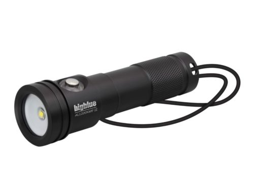 1200-Lumen Extra-Wide Beam LED Dive Light