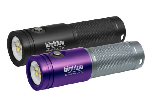 Black Molly IV: 1800-Lumen Video Light