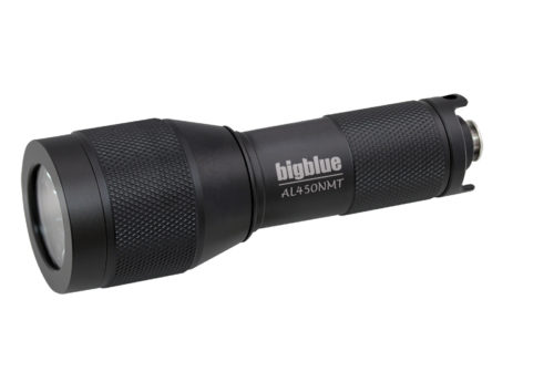 450-Lumen Narrow-Beam Dive Light