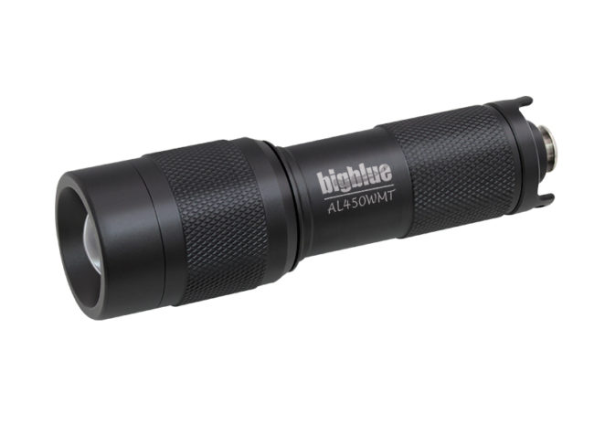450-Lumen Wide-Beam Dive Light