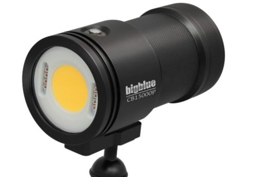 15,000-Lumen Warm-White Video Light