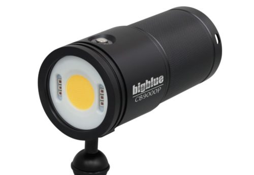 9000-Lumen Video Light