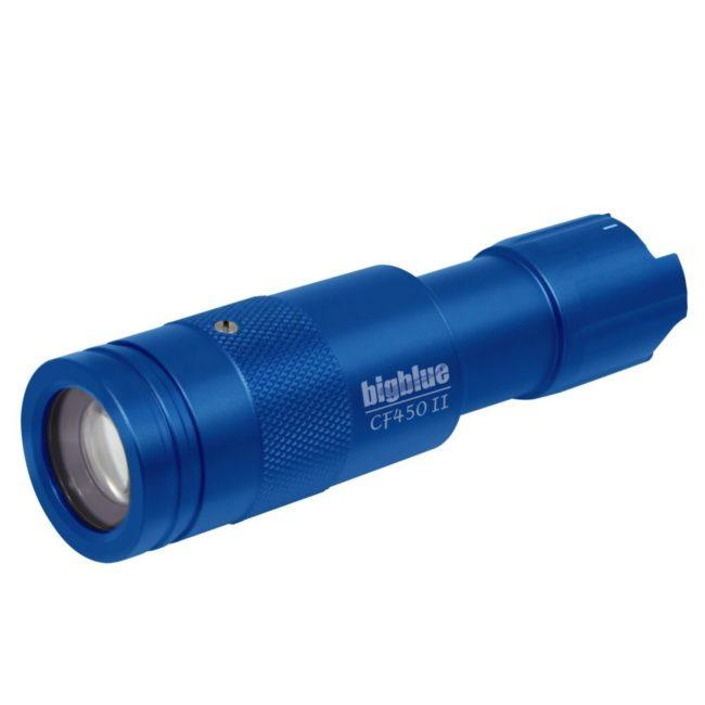 450-Lumen Adjustable-Beam Dive Light
