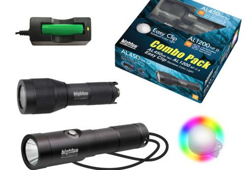 Combo Pack: AL1200NP-II + AL450NT + Rainbow EZ Clip