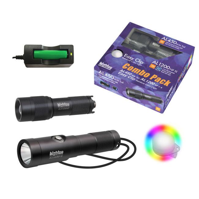 Combo Pack: AL1200NP-II + AL450WT + Rainbow EZ Clip