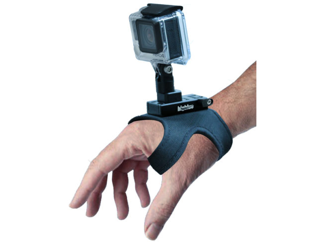 Easy-Release GoPro® Mount