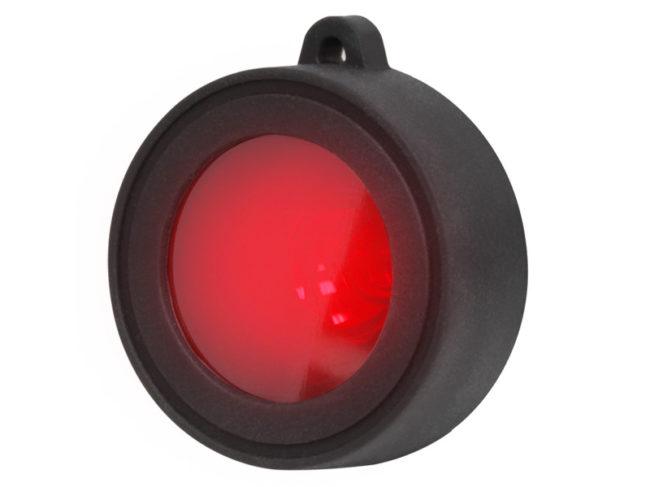 medium red filter