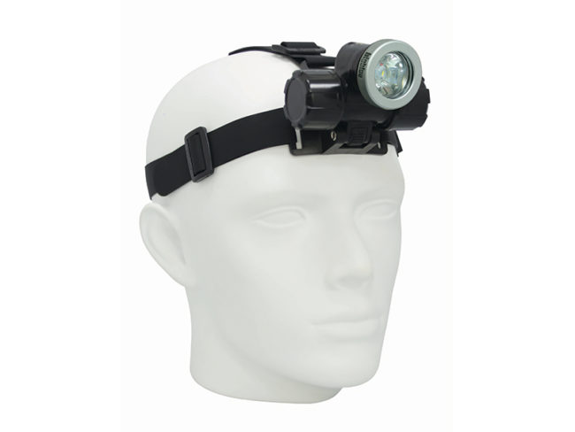Head Light: 1000-Lumen Narrow Beam
