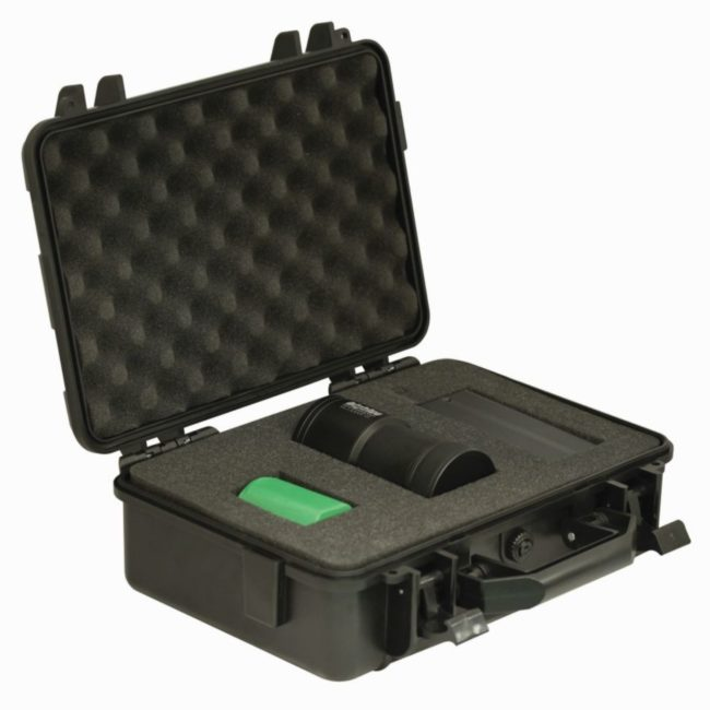 Protective case with VL30000P II