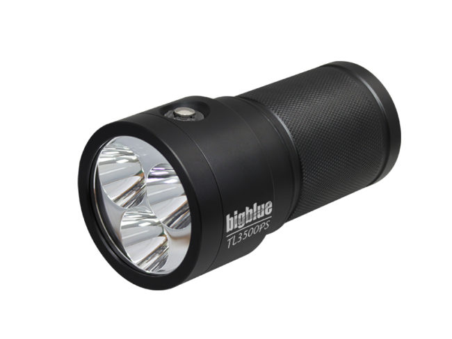3500-Lumen Tech Light with Extended Battery Life
