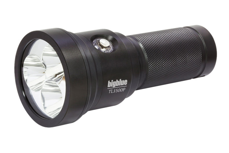 3500-Lumen Narrow-Beam Tech Light