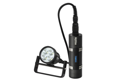 4800-Lumen Canister Tech Light