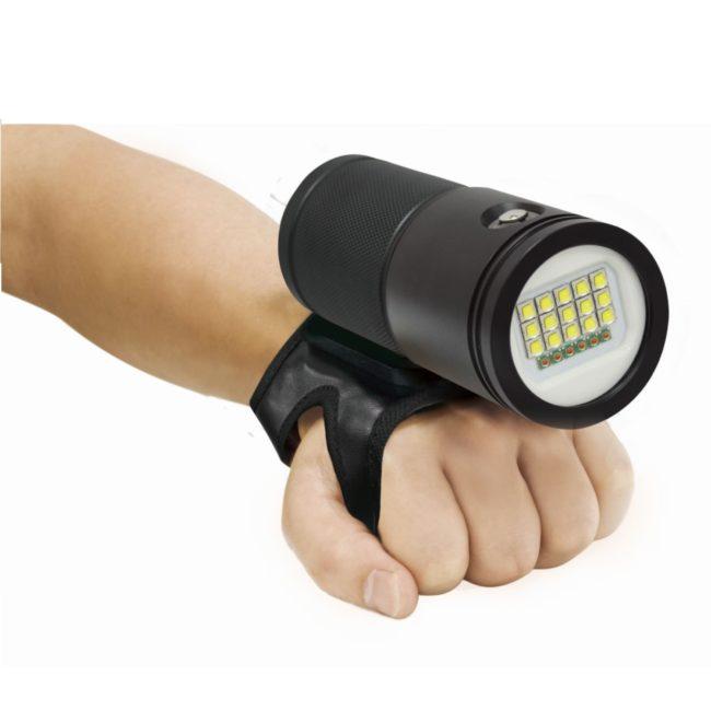 VL10000P with Glove