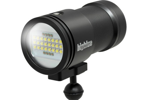15000-Lumen Video Light