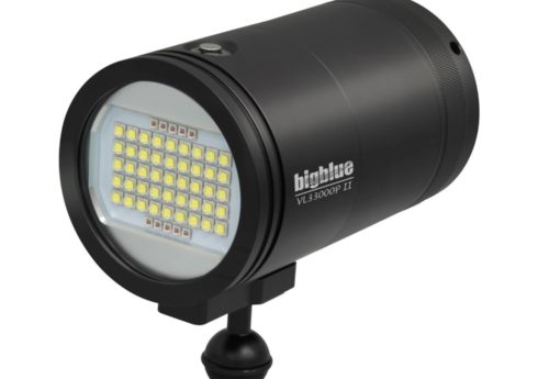 33000-Lumen Pro Video Light