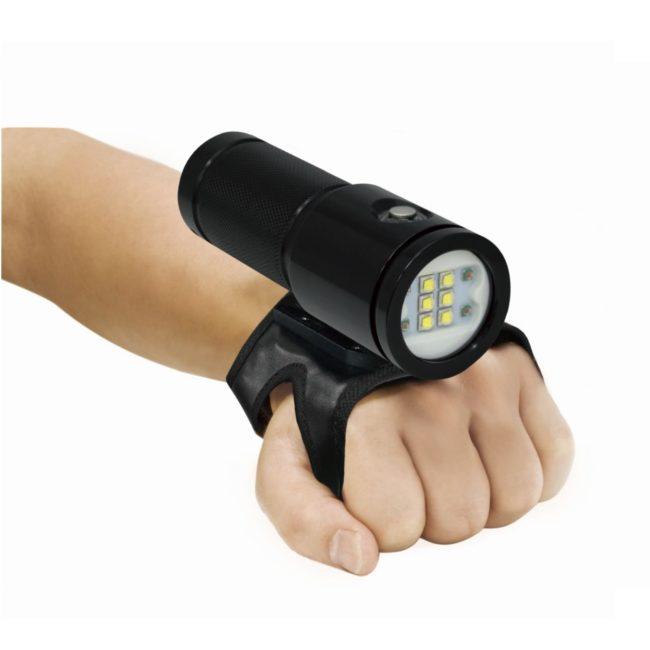 VL4200P with Glove