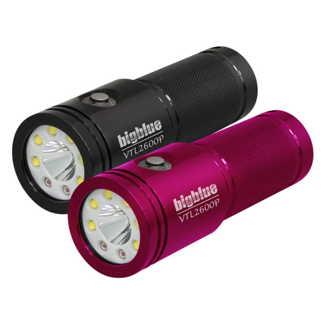 2600-Lumen Dual-Beam Light - Wide/Narrow
