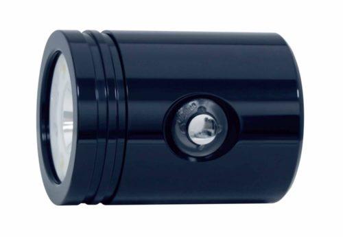 VL4200P Light Head, Glossy Black