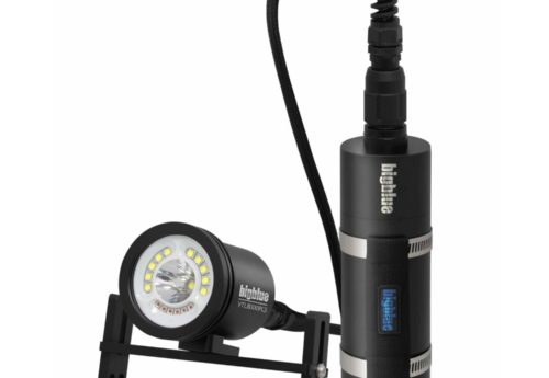 8000-Lumen Dual-Beam Canister Light