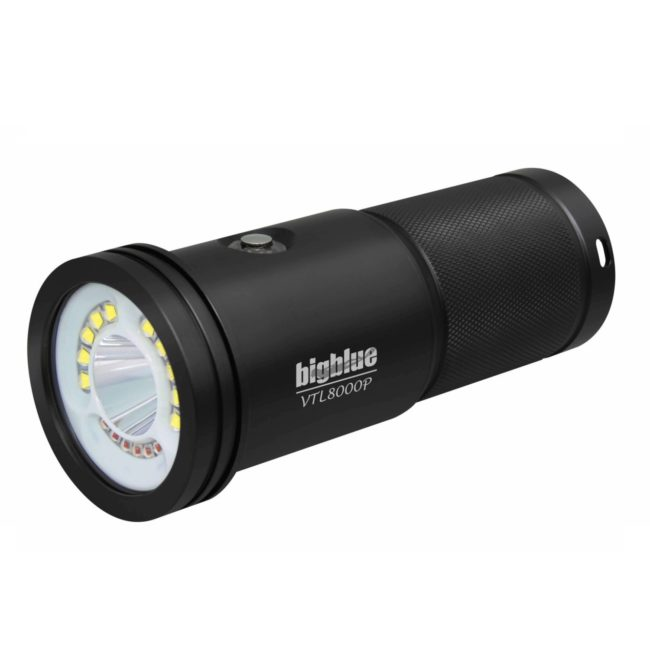 8000-Lumen Dual-Beam Video & Tech Light