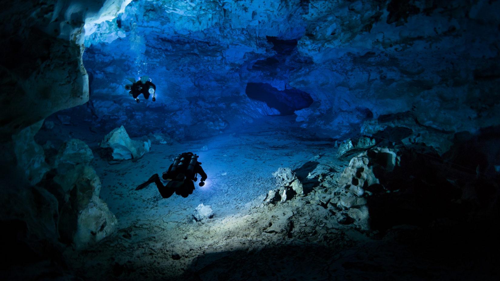 Bigblue dive lights blog madagascar cave diving association