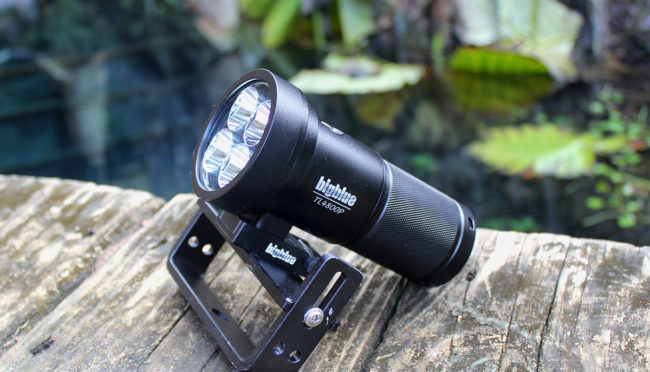 TL4800P Feature Bigblue Dive Lights