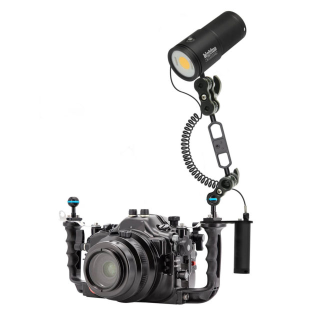 "10,000-Lumen Video Light - w/ Remote Control and Blue Light<span class=""screen-reader-text"">SKU: CB10000P-RCP</span> 2"