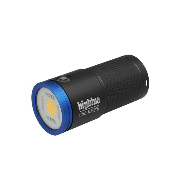 "6500-Lumen Video Light w/ Built-in Blue & Red Light<span class=""screen-reader-text"">SKU: CB6500PB</span> 1"