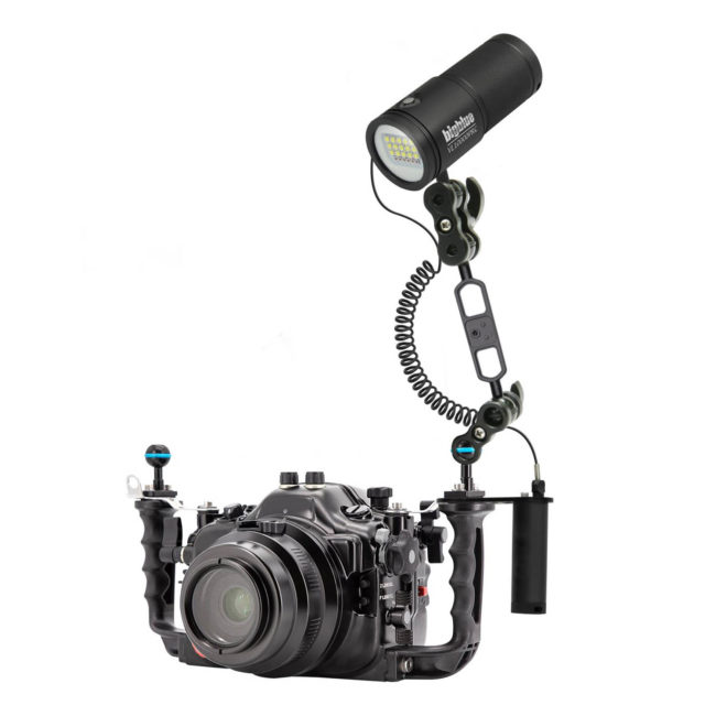 "10,000-Lumen Video Light - Remote Control Ready<span class=""screen-reader-text"">SKU: VL10000P-RC</span> 7"