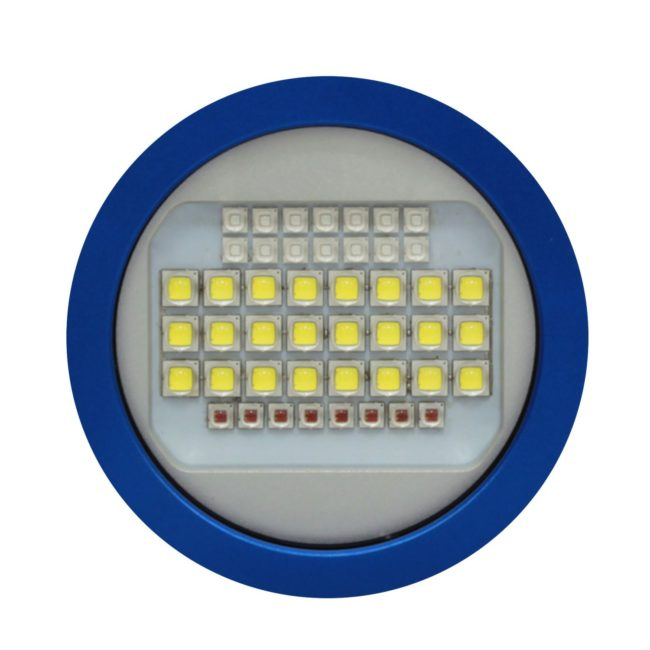"15,000-Lumen Video Light w/ Built-in Blue & Red LED<span class=""screen-reader-text""> SKU: VL15000PB</span> 2"