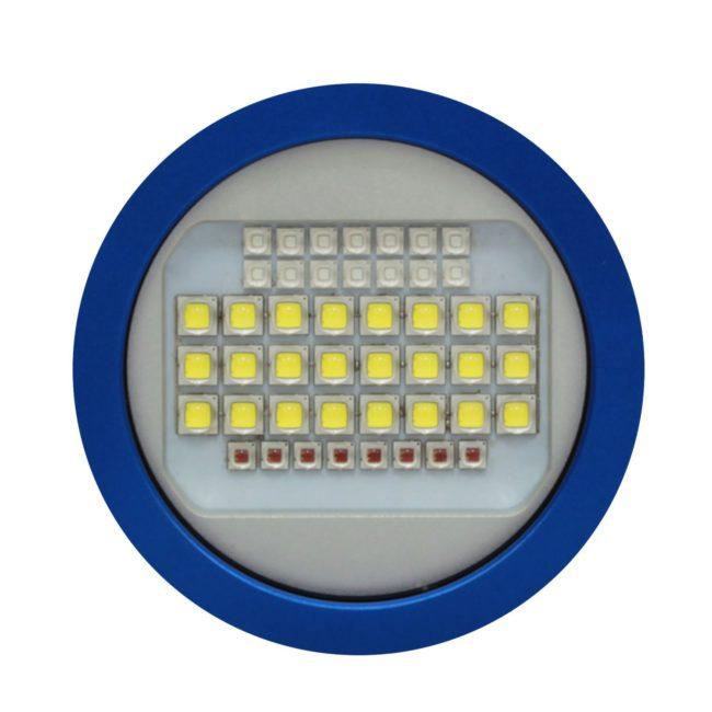 "15,000-Lumen Video Light w/ Built-in Blue & Red LED<span class=""screen-reader-text""> SKU: VL15000PB</span> 2"