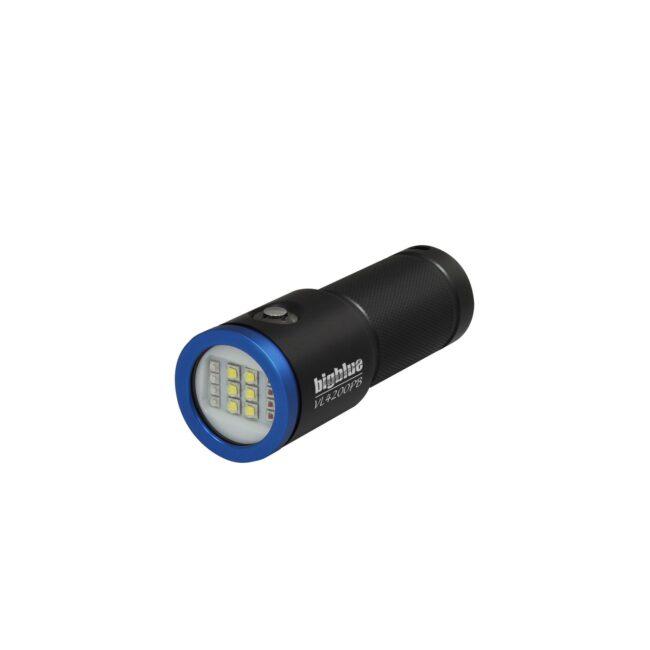 """4200-Lumen Video Light w/ Built-in Blue & Red Light<span class=""""screen-reader-text"""">SKU: VL4200PB</span> 1"""