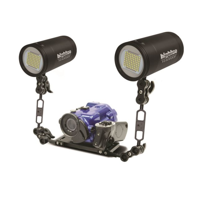 60,000-Lumen Pro Video Light 6