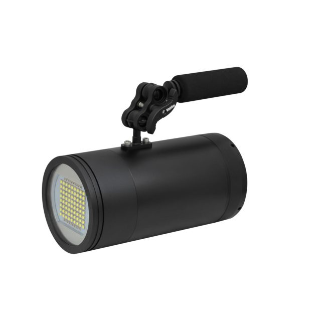 60,000-Lumen Pro Video Light 7