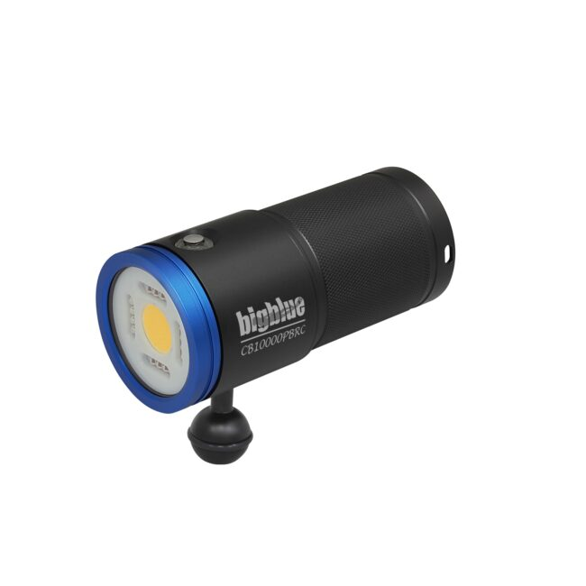 "10,000-Lumen Video Light - w/ Remote Control and Blue Light<span class=""screen-reader-text"">SKU: CB10000P-RCP</span> 1"