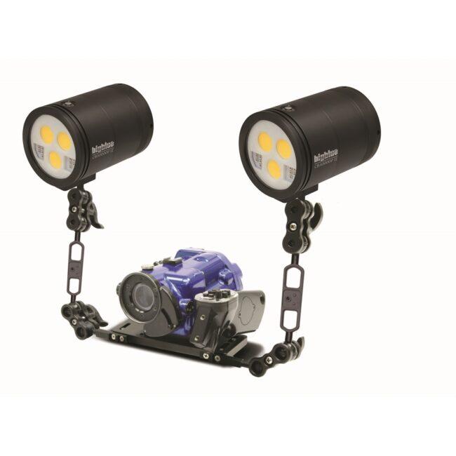 "30,000-Lumen Warm-White Video Light<span class=""screen-reader-text"">SKU: CB30000P-II</span> 4"