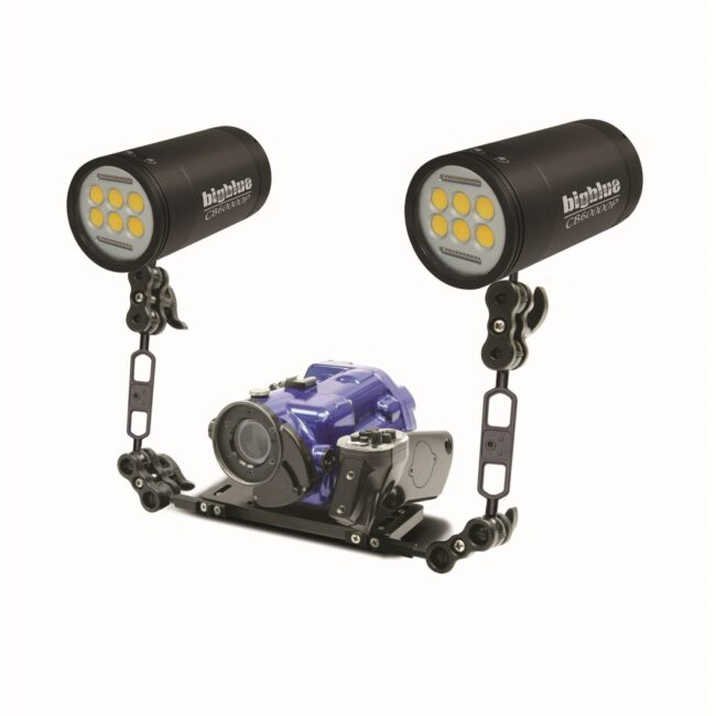 "60,000-Lumen Warm-White Video Light<span class=""screen-reader-text"">SKU: CB60000P</span> 4"